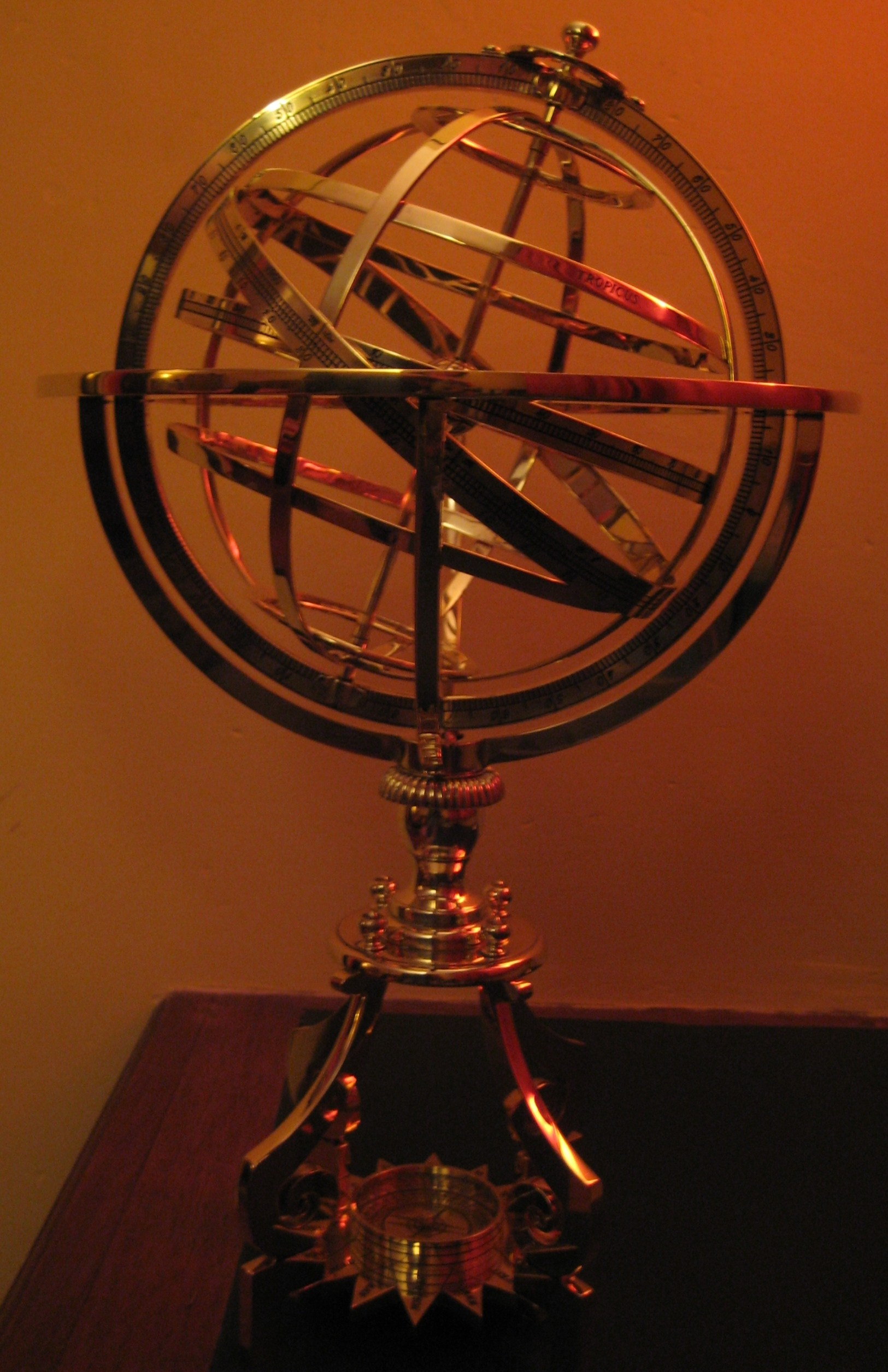Orrery Maker Orreries And Armillary Spheres For Sale
